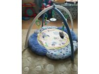 Space Activity Play Mat