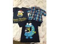 Boys 3-5 clothes bundle