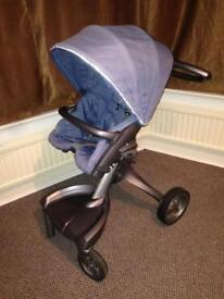 Stokke pram excelent condition reduce price from 220