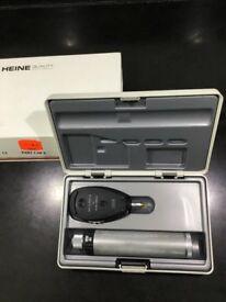 Heine Opthalmoscope, `halogen'