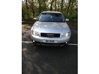 Audi A4 excellent condition 11 months mot