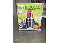 Brand New never used Nutri Bullet 600 series