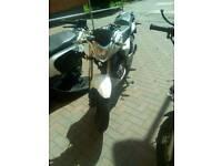 KSR Worx 125cc ( similar to honda cbf, ktm duke, keeway rkv,lexmoto venom, kymco ck)