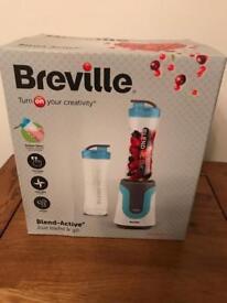 Breville Blend Active including 2 Bottles - Blue