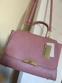 Pink Bag - Marc B Shoulder bag