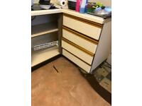 Free for dismantle and uplift kitchen units