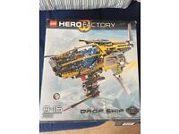 Lego hero factory set