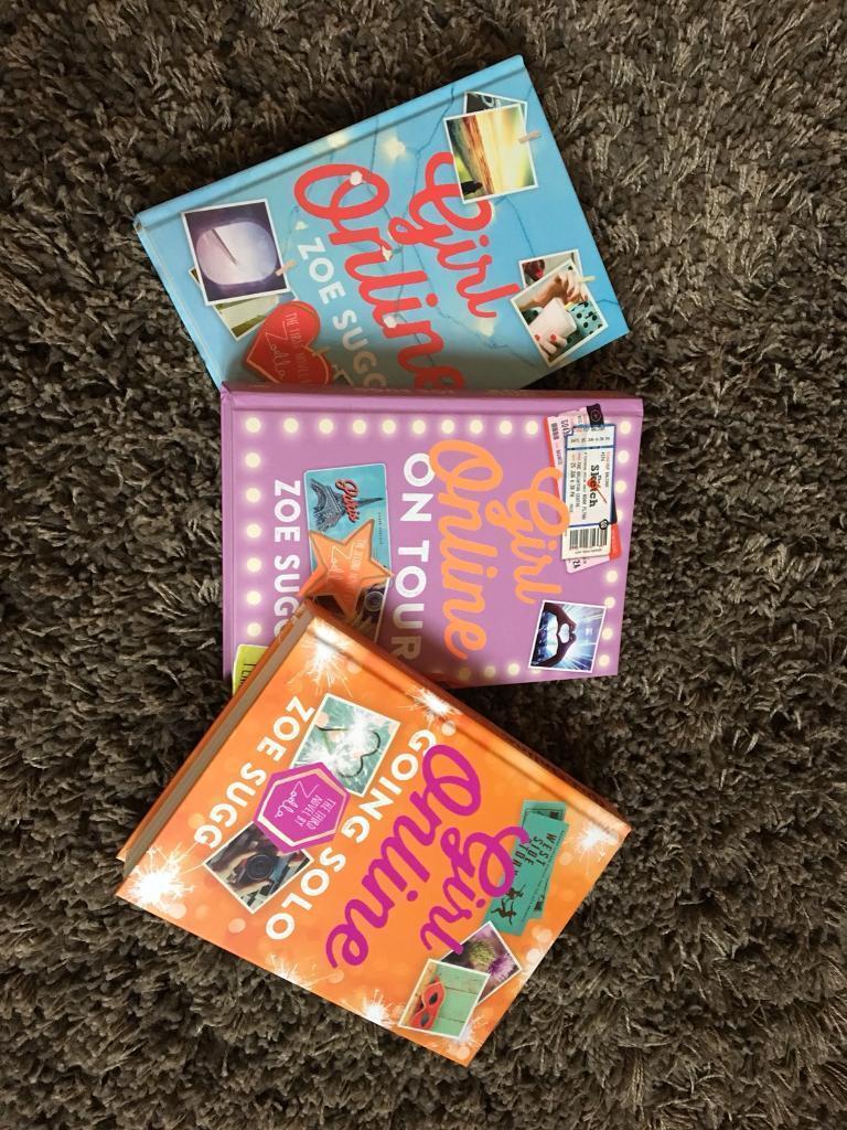 Girl online books
