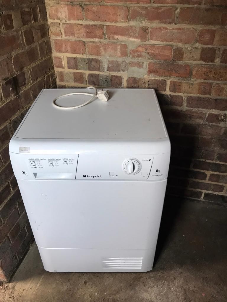 Condensor dryer