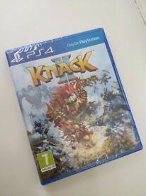 Knack II - Knack 2 - PS4 - New!