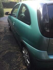 Vauxhall Corsa SXi 1.2l, 3 door