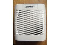 Bose SoundLink Colour bluetooth speaker, white, as new