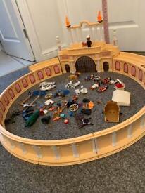 Large Playmobil Roman Colosseum