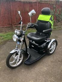 ONLY 42 MILES ON THE CLOCK DRIVE SPORT RIDER MOBILITY SCOOTER