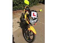 Honda CBF 125cc Manual 2012