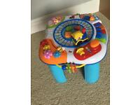 Activity play table