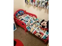 Mickey mouse bedroom bundle
