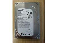 "Seagate 500GB Desktop 3,5"" Hard disk SATA"