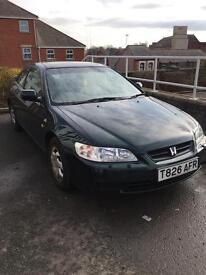 Honda Accord Coupe 2.0L