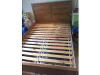 Gorgeous Wooden Bed Frame For Sale