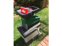 Qualcast Garden Shredder good condition and good working order