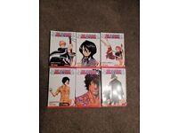 Bleach manga issues 1-6