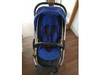 Babystyle Oyster Pram & Carrycot