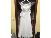 EX SAMPLE wedding dress clearance - wanting to sell as a job lot - sizes vary from 8 til 18