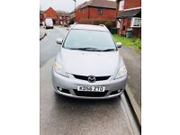 7 Seaters good runner Mazda5 2.0 Sport 5dr. Smooth drive & gear. Low price 4 urgent sale