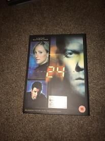 24 Season Four DVD Set