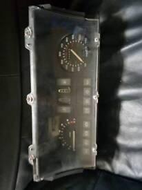 Fiesta mk2 clocks