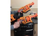 2X nerf lawbringer doomland guns