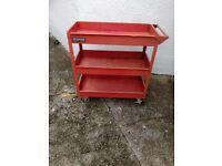 Mechanics tool trolley