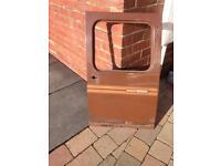 Mini Van, Clubman Estate rear door
