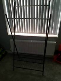 2x Clothing rails