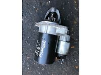 07 BMW E90 318 PETROL MANUAL STARTER MOTOR WORKING GOOD AND TESTED