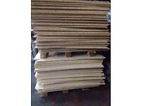 1200mm x 1200mm chipboard sheets