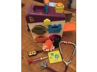 B toy pet clinic