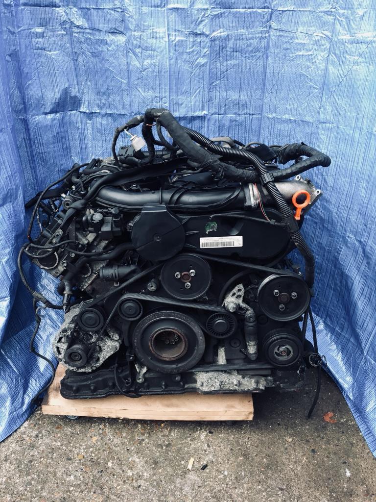 Vw Phaeton Touareg Q7 3.0 Tdi Engine BMK