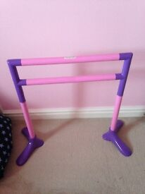 Ballet barre - toy but used in ballet classes for toddlers too