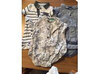 0-3 months baby boys bundle