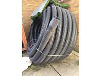 Drainage coil