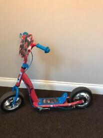 Marvel Spider Man 10-inch scooter