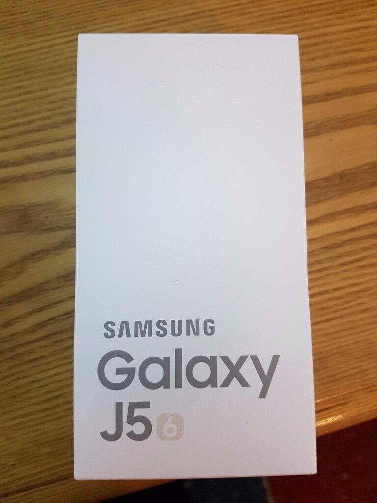 New Samsung GALAXY J5 6 2016 4G GOLD/ BLACK Unlocked DUOSin Barking, LondonGumtree - BRAND NEW, BLACK AND GOLD AVAILABLE, dual sim, UNLOCKED, boxed with everything new, SEE PICTURES OR DETAILS NO OFFERS PLEASE, PRICE IS FINAL, NO SWAPS, UNLOCKED TO ALL NETWORKS, SEE PICTURES I DONOT DELIVER.. MY EBAY ID IS COMPACTBUSINESSLTD. PRICE...