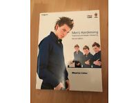 Mens Hairdressing by Maurice Lister (2nd Edition) HABIA C&G Guide Book