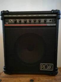 ROSS RGR15 Tube Blaster combo guitar amp