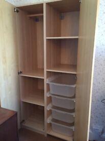 Ikea Bedroom Furniture Set (6 pieces - Beech)