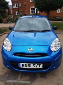 Nissan Micra 1.2 12v Visia 5dr! IMMACULATE in and out