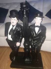 Laural &hardy figurine