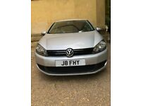 Volkswagen Golf Mark 6 (VW MK 6) in Silver, for Sale £2800 with extra features - my pride and joy.